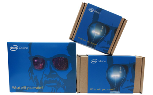 Intel® Galileo e Edison